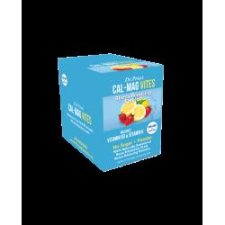 Cal-Mag Vites - Jordbær & Citron (30 Pakker)