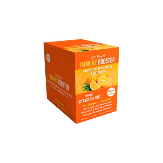 Immune Booster (30 Pakker) (Dr. Price) by Vitanord.eu