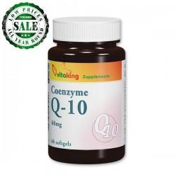 Coenzym Q10 - 60 mg (60 softgels)