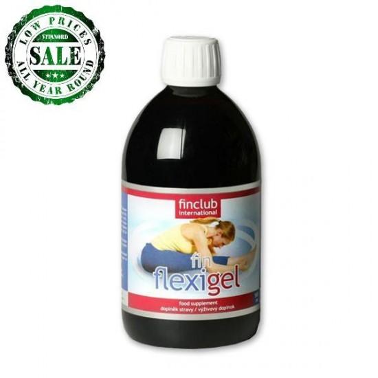 Fin Flexigel - flydende kollagen (500 ml) (FinClub) by Vitanord.eu