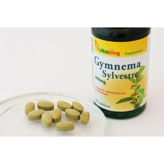 Gymnema Sylvestre 400 mg (90 kapsler) (Vitaking) by Vitanord.eu
