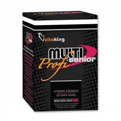 Multi Senior Pro – Vitality pakke (30 doser)