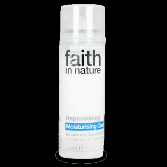 Replenishing Moisturizing Cream (50ml) (Faith In Nature) by Vitanord.eu