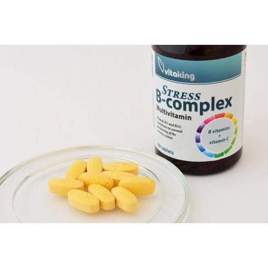 Stress B-Complex - Vitaking (Vitaking) by Vitanord.eu