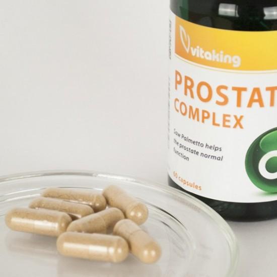 Prostata kompleks  (60 kapsler) (Vitaking) by Vitanord.eu