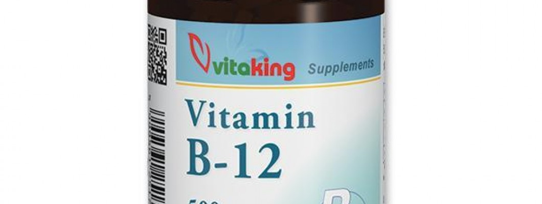 Vitamin B12  is a little miracle